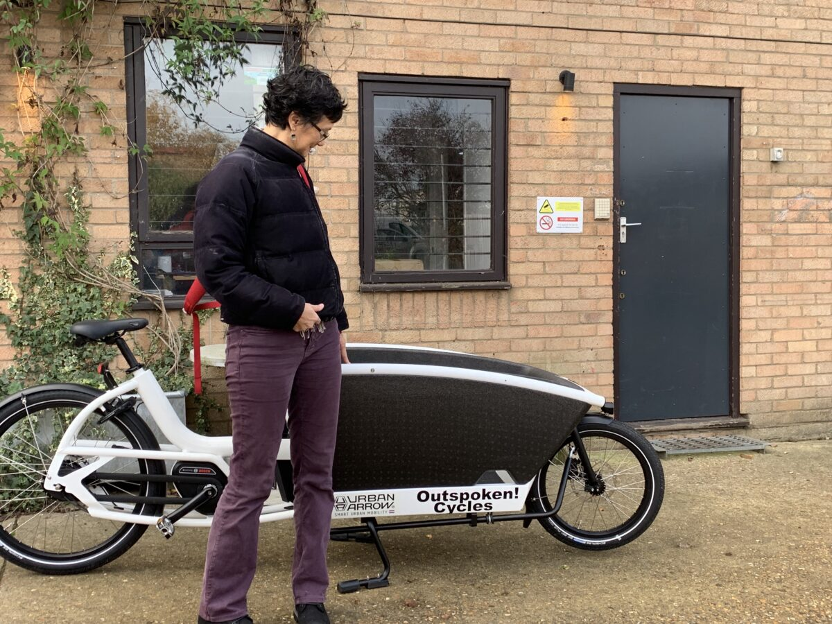 Looking at Cargo Bikes