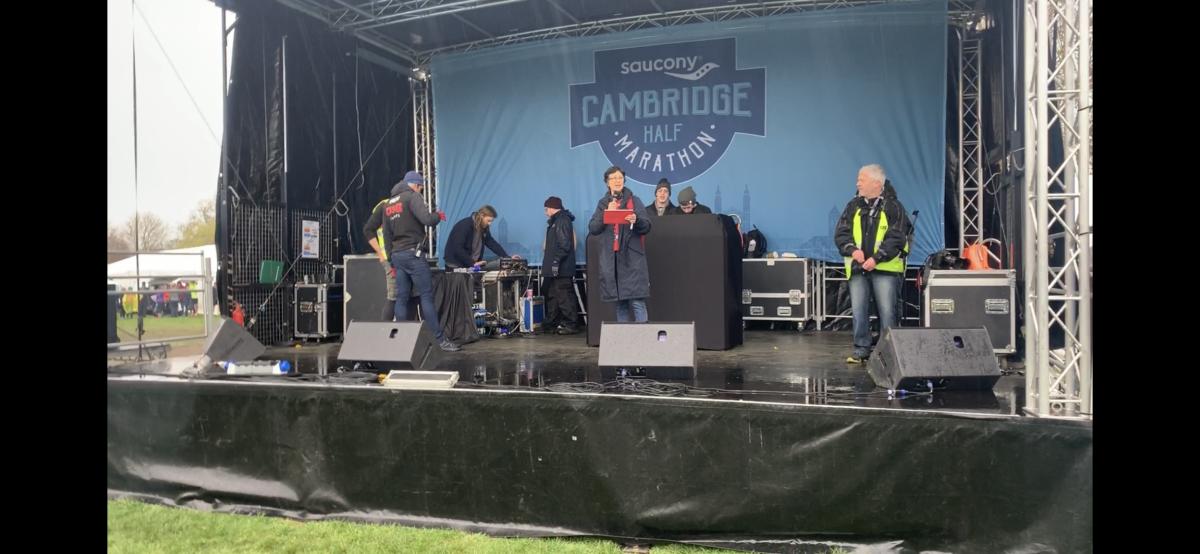 Cambridge Half Marathon